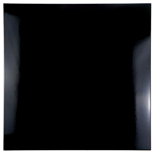 Fortepiano 17.88 x 17.88 Ceramic Field Tile in Black by EliteTile