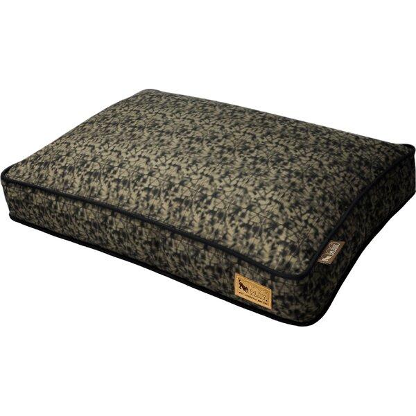 Backyard Frolic Rectangular Dog Pillow by P.L.A.Y.