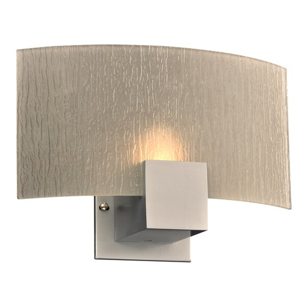 Mueller 1-Light Flush Mount by Orren Ellis