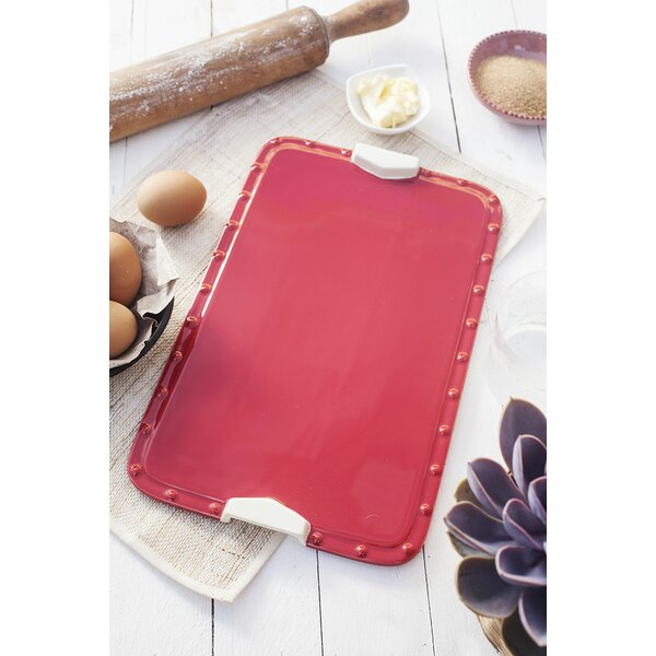 Ceramic Baking Tray with Handles by Fornetto