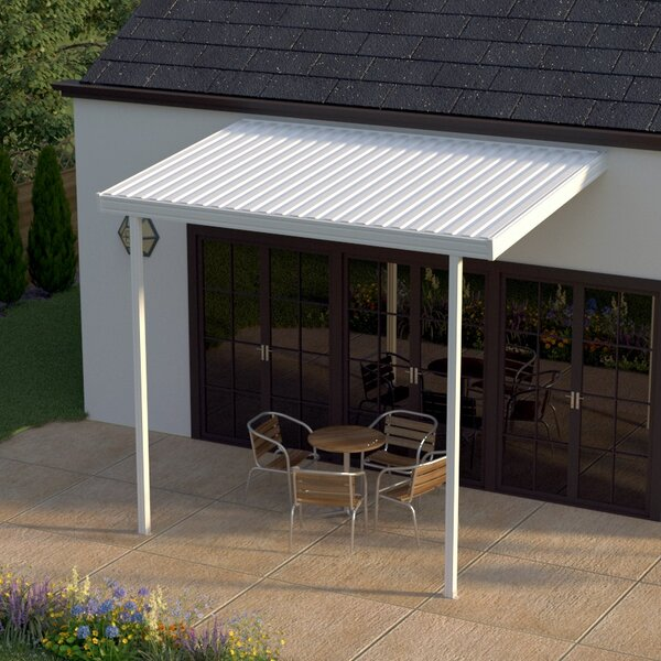 12ft. W x 8ft. D Patio Awning by Heritage Patios