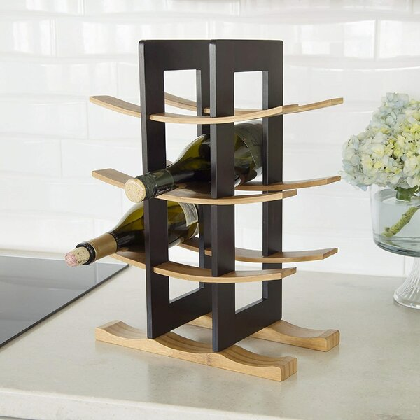 12 Bottle Tabletop Wine Rack by Anchor Hocking