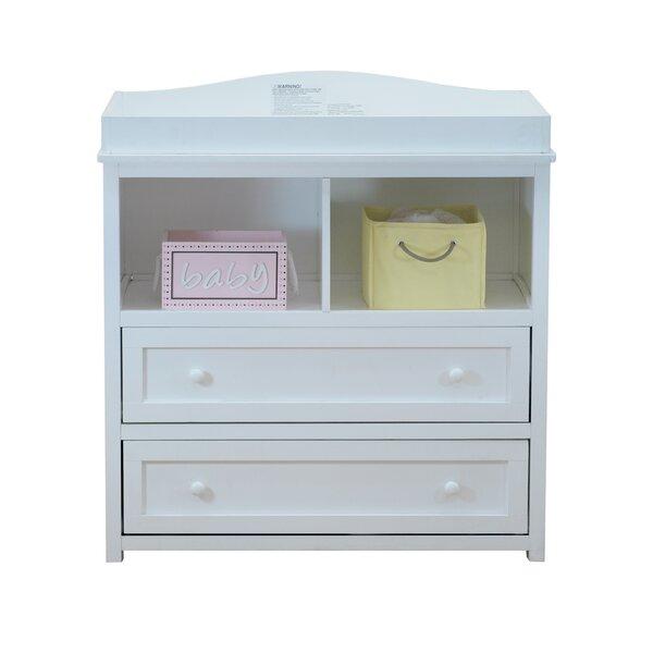 Clarissa 2 Drawer Changing Dresser by Viv + Rae