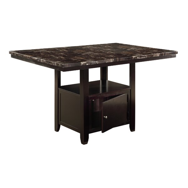 Upper Strode Counter Height Dining Table by Winston Porter Winston Porter
