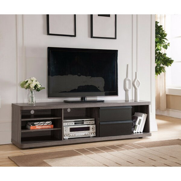 Jakes Solid Wood TV Stand For TVs Up To 78