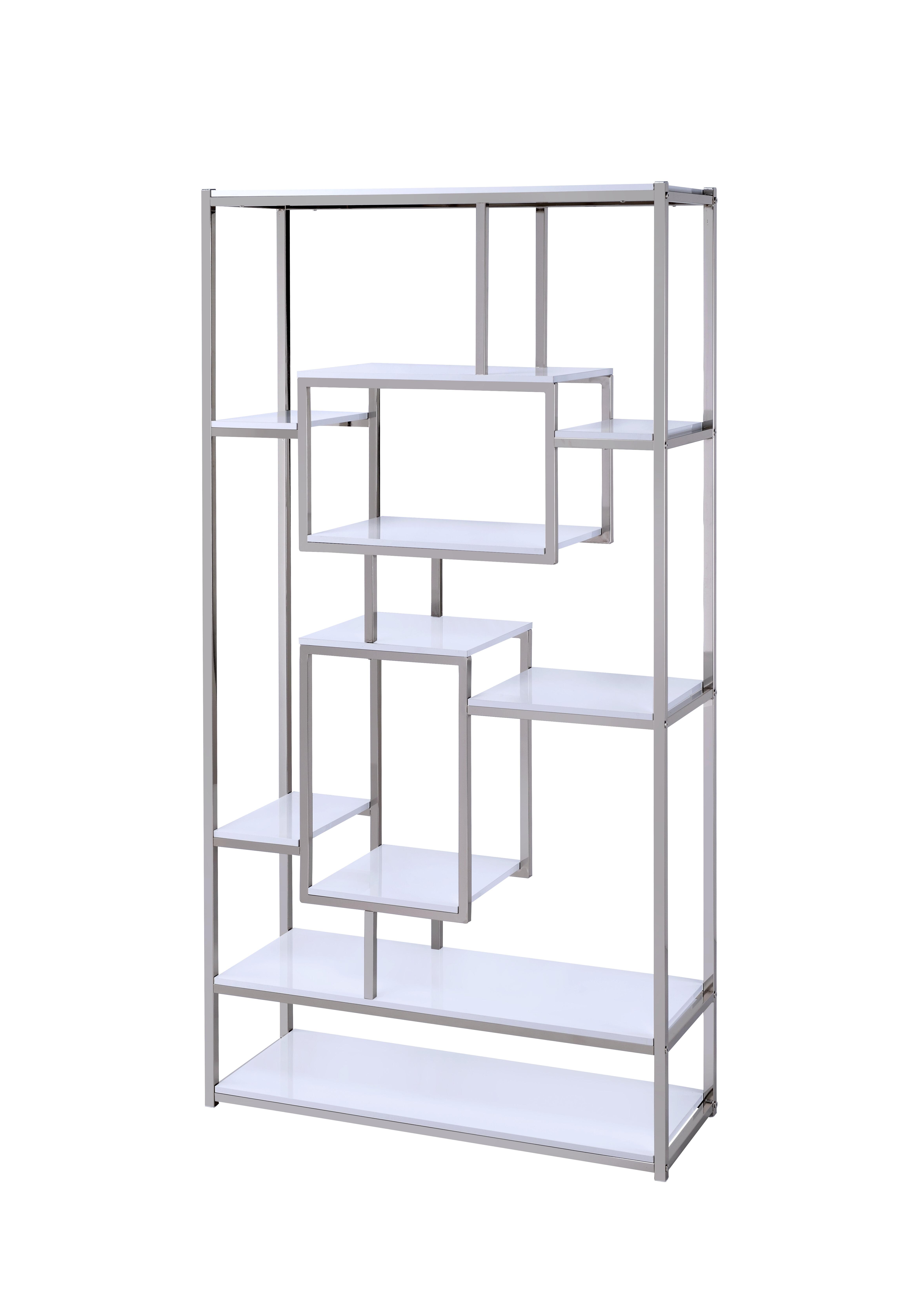 Agatha Geometric Bookcase