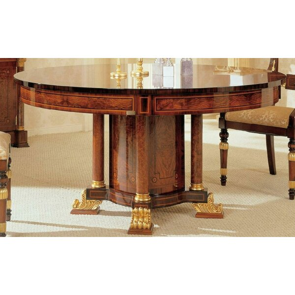 Orpheus Dining Table by Astoria Grand Astoria Grand