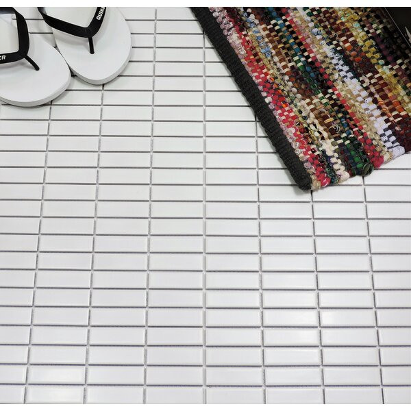 Paris 1 x 3 Porcelain Brick Joint Mosaic Tile