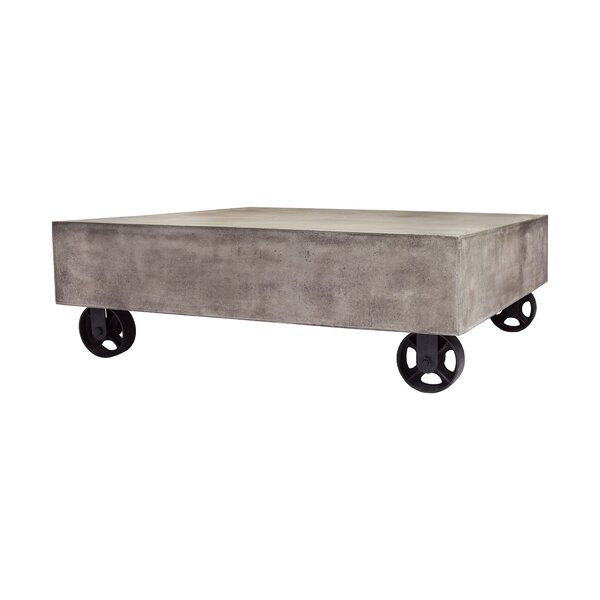 Shalini Coffee Table by Gracie Oaks