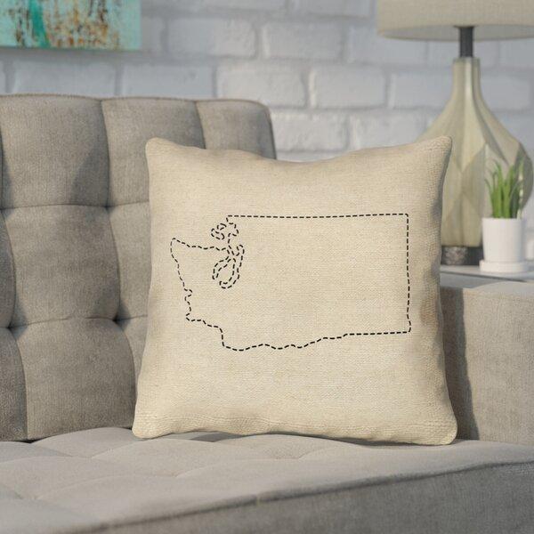 Sherilyn Washington Outdoor Throw Pillow