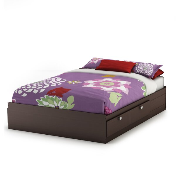 Ardin Full Mate's and Captain's Bed with Drawers by Mack & Milo