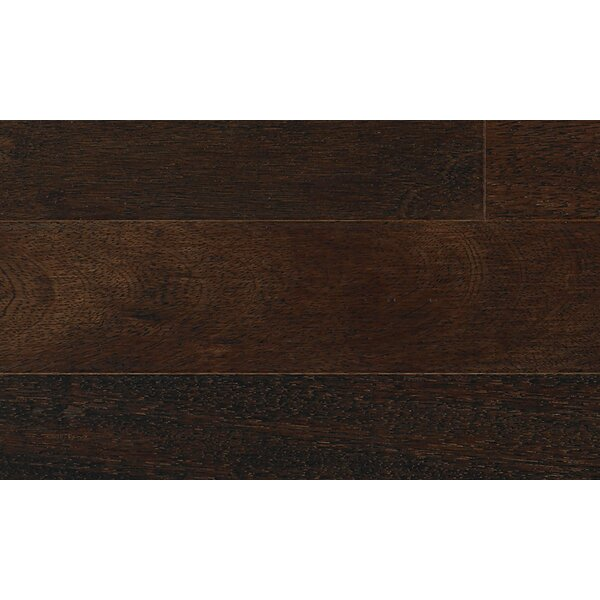 3-1/4 Engineered Chestnut Hardwood Flooring in Black by IndusParquet