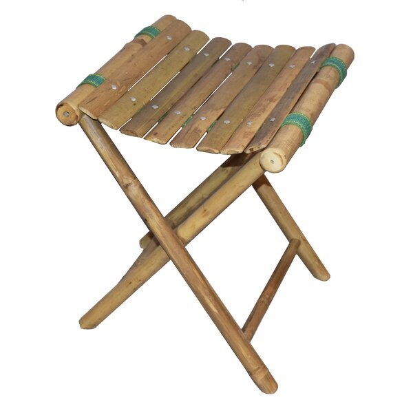 Folding Accent Stool by Bamboo54