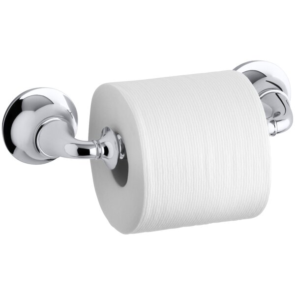 Forté Traditional Toilet Tissue Holder by Kohler