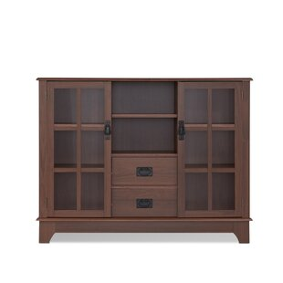 Dule 2 Drawer 2 Door Accent Cabinet