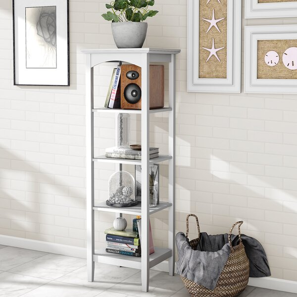 Dealba Etagera Bookcase By Darby Home Co