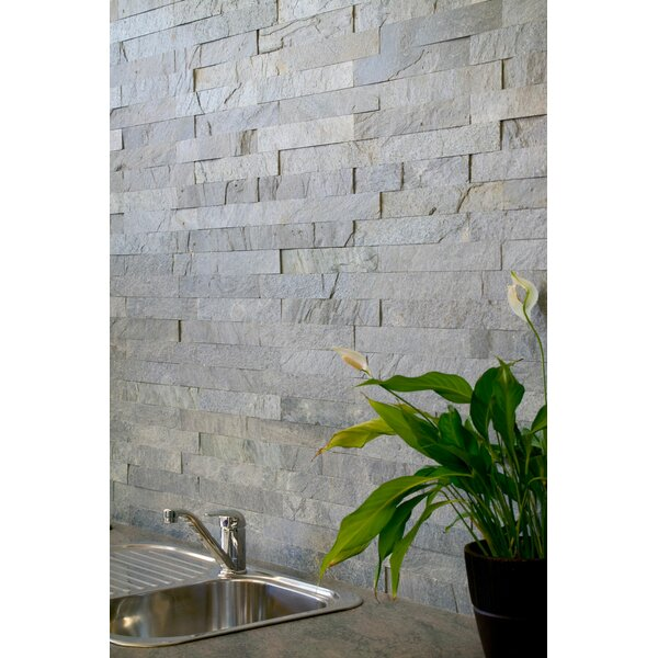 Cladding 2 x 11.75 Natural Stone Field Tile in Cop