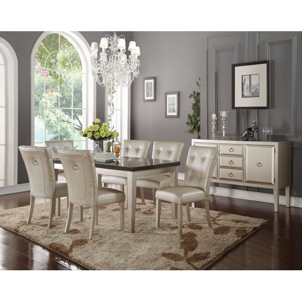 Coletta Dining Table by House of Hampton