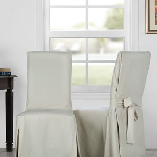 Dining Chair Slipcover (Set of 2)