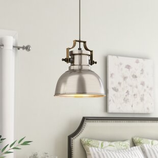 Looking for Jules 1-Light Dome Pendant By Laurel Foundry Modern Farmhouse