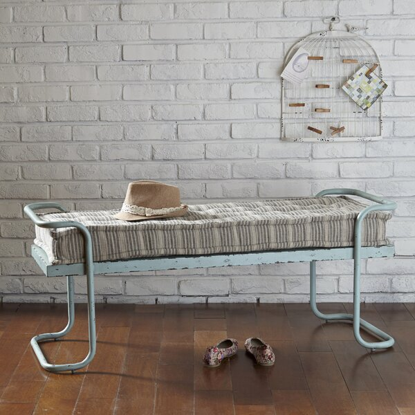 Mapleton Upholstered Bench by August Grove