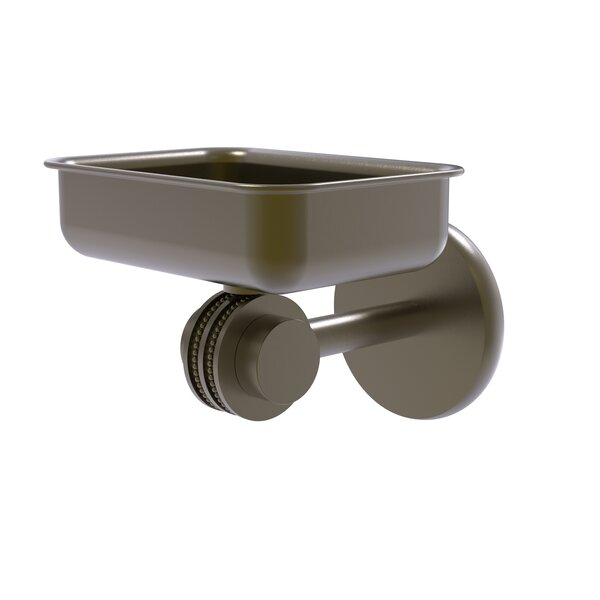 Satellite Orbit Two Soap Dish by Allied Brass