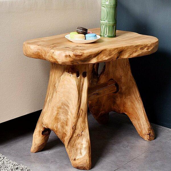 Indoor/Outdoor Cedar Garden Bench by Welland LLC