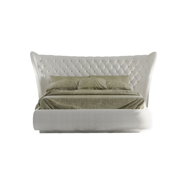 Elidge Upholstered Standard Bed by House of Hampton