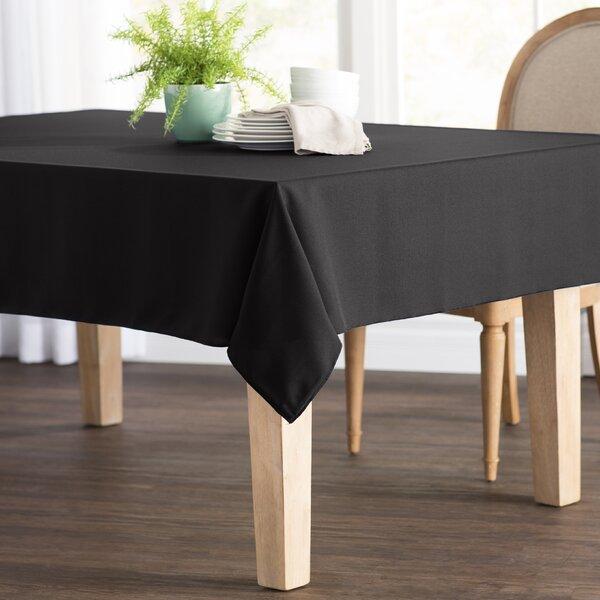 Wayfair Basics Poplin Rectangular Tablecloth by Wayfair Basics™
