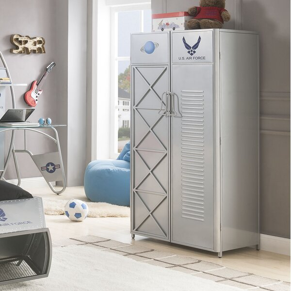 Knowlton Armoire by Zoomie Kids