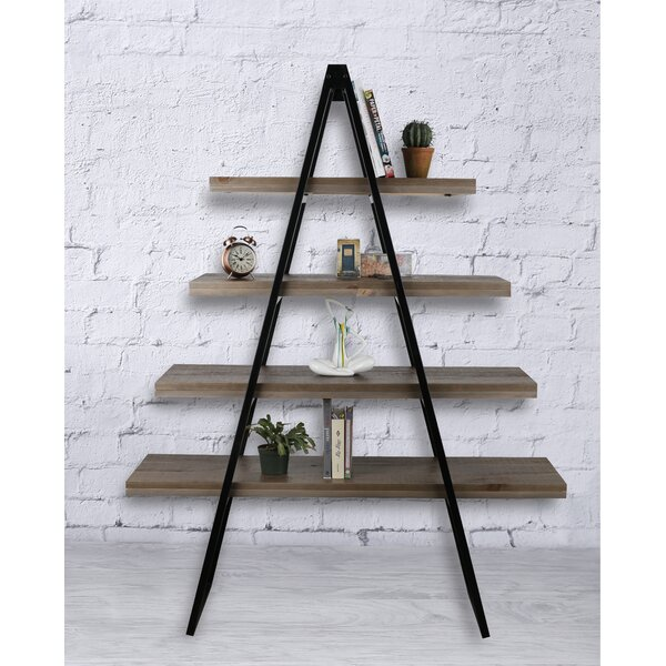 Derrill Triangle Ladder Bookcase by 17 Stories