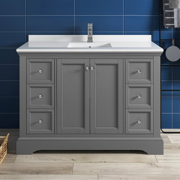 Windsor 48 Single Bathroom Vanity Set