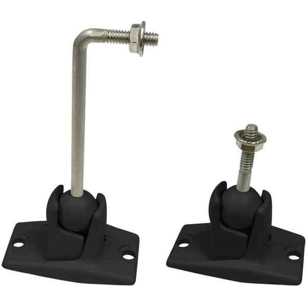 Wall Ceiling Speaker Mounting Kit 10 Lb Max Weight By Omnimount.