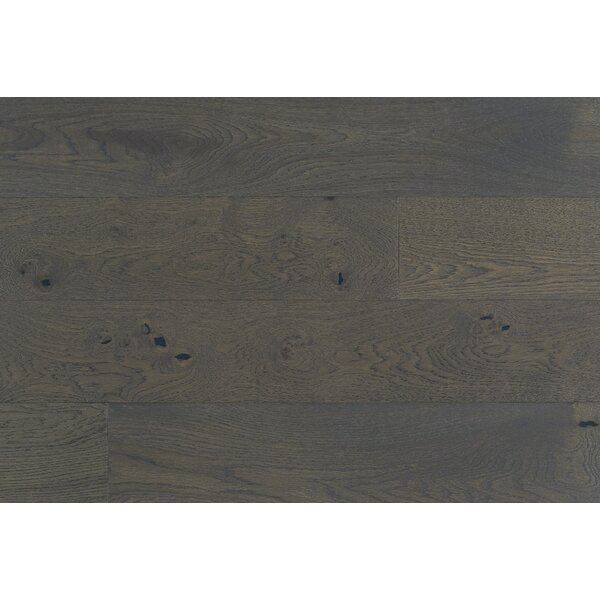 James 7-1/2 Engineered Oak Hardwood Flooring in Brown by Majesta
