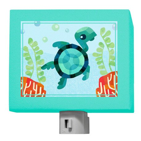 Marine Munchkins - Turtle Night Light by Oopsy Daisy