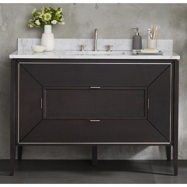 Amora 48 Single Bathroom Vanity Set by Ronbow