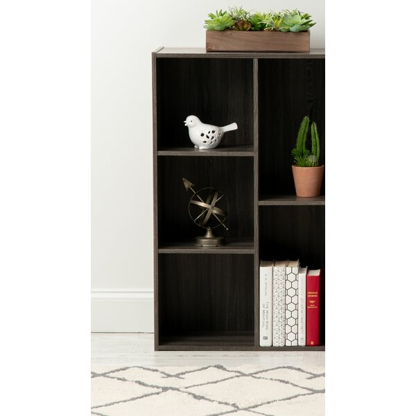 3-Door Wood Storage Standard Bookcase by IRIS USA, Inc.