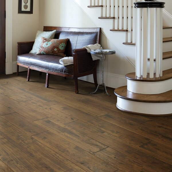Ridge 8 Solid Hickory Hardwood Flooring in Ladson by Shaw Floors