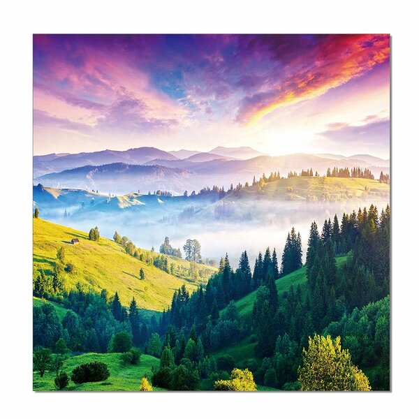 Glory Photographic Print on Canvas by Latitude Run