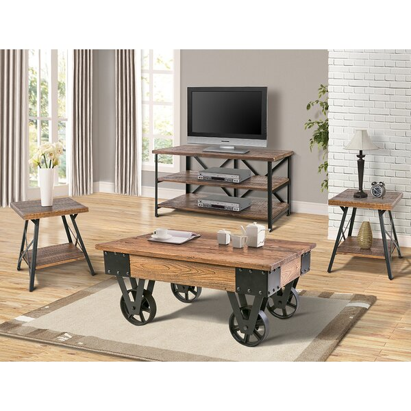 Czerwinski 4 Piece Coffee Table Set by 17 Stories