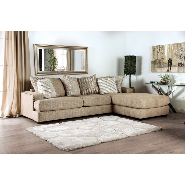 Waut Sectional by Rosdorf Park
