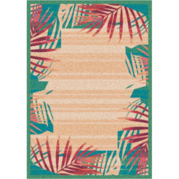 Modern Times Palm Verde Area Rug by Milliken