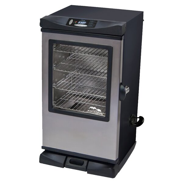 Electric Smoker by Masterbuilt