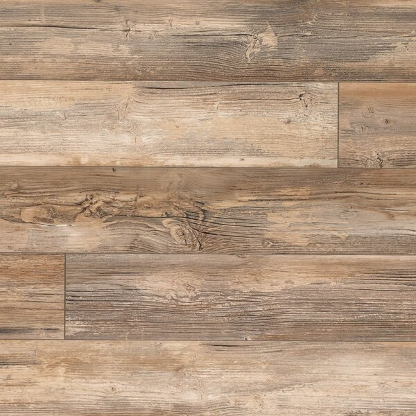 Elevae 6.13 x 54.34 x 12mm Pine Laminate Flooring in Windblown Pine by Quick-Step