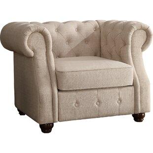 Stowmarket Chesterfield Chair