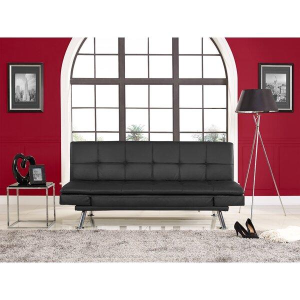 Axton Convertible Sofa By Wade Logan Cool