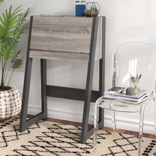 Corinna Transitional Leaning/Ladder Desk by Ivy Bronx