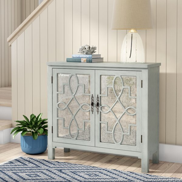 Galvin 2 Door Accent Cabinet by Beachcrest Home Beachcrest Home