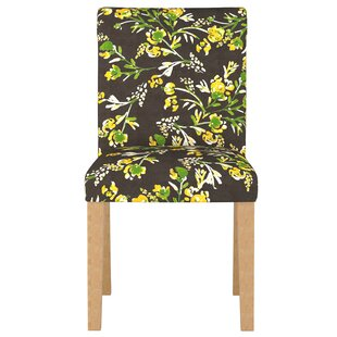 Trixie Rolled Back Upholstered Dining Chair by August Grove