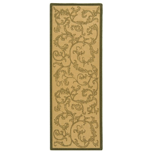Beasley All Over Ivy Outdoor Rug by Astoria Grand